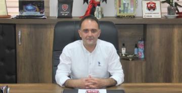 """BAŞKAN KELEŞ """"ERZİNCANSPOR LİGE HAZIR"""""""