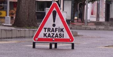 BAYBURT'TA TRAFİK KAZASINDA 6 KİŞİ YARALANDI