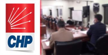 CHP GRUBUNDAN İTİRAZ