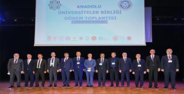 ANADOLU ÜNİVERSİTELER BİRLİĞİ TOPLANTISI