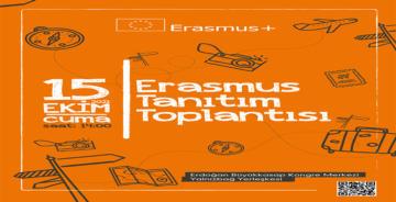ERASMUS TANITIM TOPLANTISI